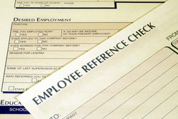 Tenant, Employee & Family Reference Check, 9.30 To 6.30pm