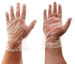 PE Hand Disposable Gloves