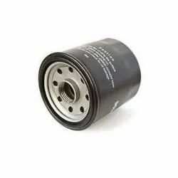 Mild Steel Black Car Engine Oil Filter
