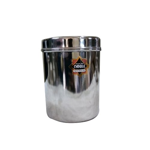 2fe83a0e63 Noble Stainless Steel Food Container, Rs 255 /kilogram, Darshan ...