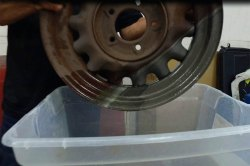 Rustcleen, Packaging Type: Bucket