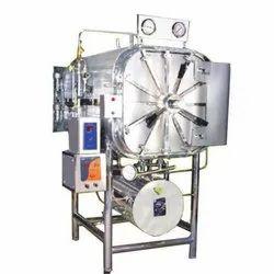 Horizontal Cylindrical Steam Sterilizer