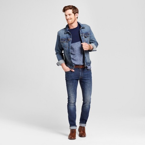 48a21abe112046 Denim Men  s Blue Jeans Style - Gray Blue Jeans - Jean 4