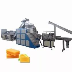 Automatic Bath Soap Making Machine