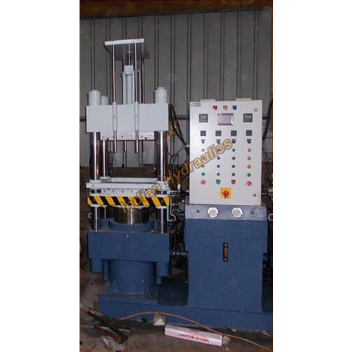 Automatic, Semi-Automatic Rubber Transfer Molding Press With Core ...