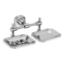 Stainless Steel Double Soap Dish