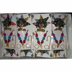 Designer Laddu Gopal Ornament Set