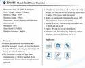 Essl D100s: Hand Held Metal Detector