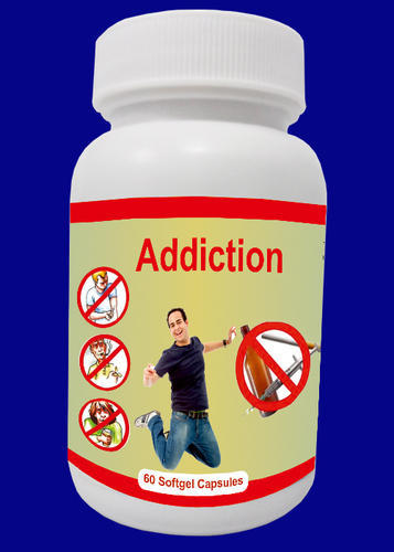 Addiction Softgel