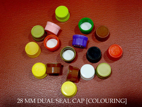 28mm Plastic Dual Seal Cap - View Specifications & Details