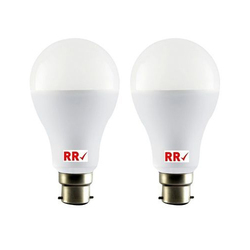 RR Kabel Round 3W LED Bulb, Base Type: E40