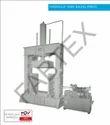 Hydraulic Yarn Baling Press