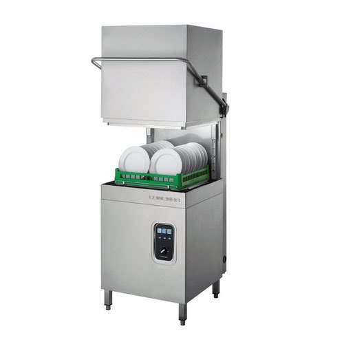 Singhsa Stainless Steel Dishwasher, Capacity: 60 Rack Per Hour