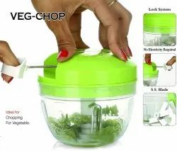 Smart Chopper/Vegetable Cutter and Food Processor