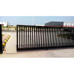 Sliding Gate Fabrication