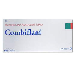 Iboprofen Paracetamol Tablets