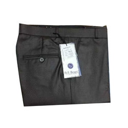 Cotton Bell Berry Mens Formal Trouser