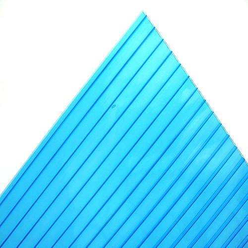 Blue Polycarbonate Sheet