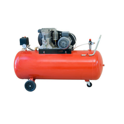 Grisham Machinery Semi-Automatic Air Compressor