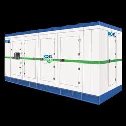 400 kVA Kirloskar Silent DG