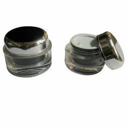 Acrylic Cream Jars