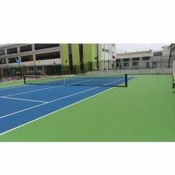 Grass Court Flooring Service