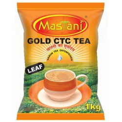 Gold CTC Tea Leaf