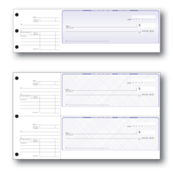 Personalized Cheque Printing