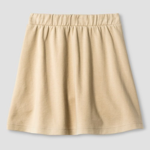 aae2b1521 Brown Plain Girls School Skirt, Rs 140 /piece, Gem Products | ID ...