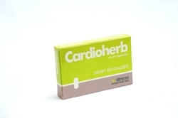 Sricure Herbs Herbal Heart Revitalizer Capsules, Packaging Size: 2*15 Capsules, Packaging Type: Box