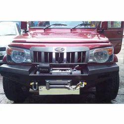 Bolero Front Bumper