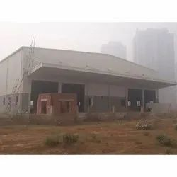 Steel Industrial Shed Fabrications