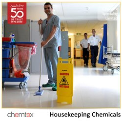 Housekeeping Chemicals, 5 Litres, Packaging Type: Can