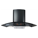 Wall Mounted Cubic Hood Kitchen Chimney, Size: 90 Cm