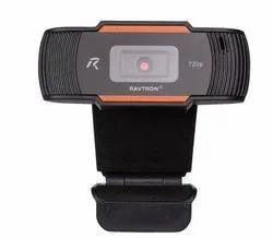 Black Ravtron Webcam RAV17/02 720P