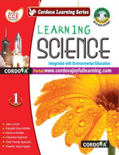 Class-1 Books - My World Of Science Book Service Provider