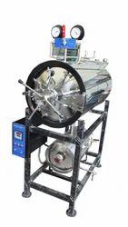 Triple Wall Bottle Sterilizer, For Sterilization, Semi Automatic