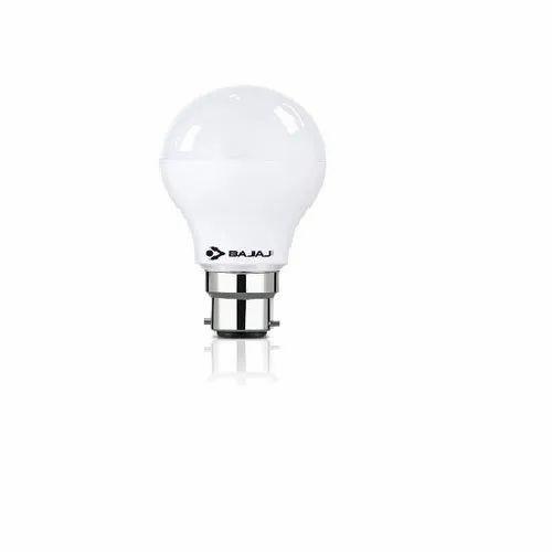 Cool Daylight 10 W Bajaj LED Bulb, 220-240 V, 1-25 W