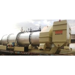 50 TPH Mobile Hot Mix Plant