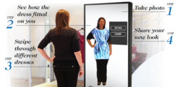 Virtual Dressing Mirror
