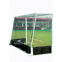 Movable Hockey Goal Post
