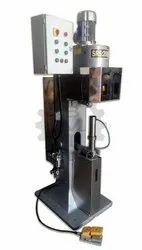 Vacuum Nitrogen Gas Flushing Seaming Machine