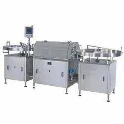 Automatic External Vial Washing Machine