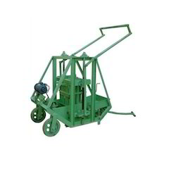 Concrete Block Making Machine with Vibration
