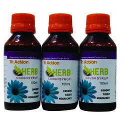 Cough Medicine, Available In 60 Ml And 100 Ml Bottle