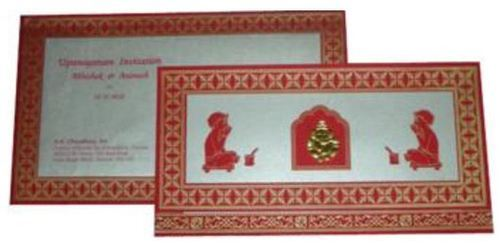 Upanayanam F965093-US, Wedding Card Printing Service