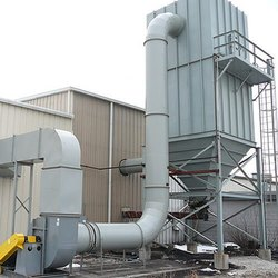 Dust Collecting Equipment/ Pulse Jet Bag Filters
