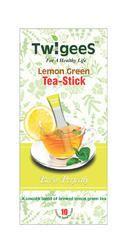 Twigees Lemon Green Tea