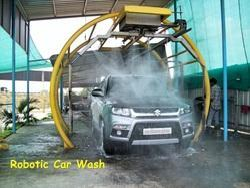 Robotic Car Wash