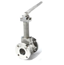 Stainless Steel Audco/ L&T Extended Stem Ball Valve, Size: 1/2